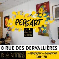 pep s art - association - galerie - art - nantes - 44
